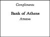 Bank of Athens