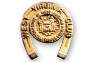 West Virginia Club Pin