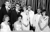 Athens High School Prom 1964