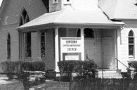 Concord United Methodist Church