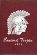 Cover of the 1952 Concord Trojan.